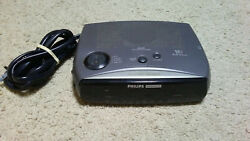 PHILIPS Magnavox  AM / FM Dual Alarm Clock Radio MODEL  AJ3280