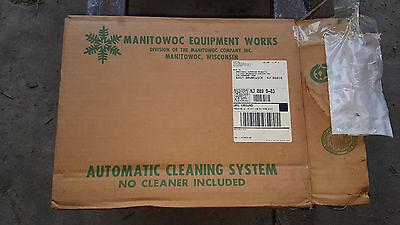 Manitowoc Aucs-a Automatic Cleaning System Ice Machine Aucsa Q Machine