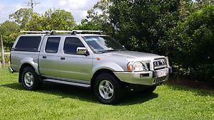 Nissan Navara 3.0ltr Turbo Diesel Mackay Mackay City Preview