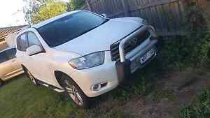 Toyota Kluger 2008 Automatic ☆ Good Conditions Wagon 5 doors 7 se Mill Park Whittlesea Area Preview