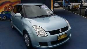 2008 Suzuki Swift Hatchback GLX East Lismore Lismore Area Preview