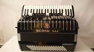 piano accordion scandalli polifonico xiv 120 bass Epping Whittlesea Area Preview