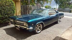 1966 Chevrolet Impala Convertible Yeerongpilly Brisbane South West Preview