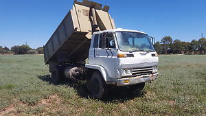 Isuzu 8 tonne tipper Kadina Copper Coast Preview