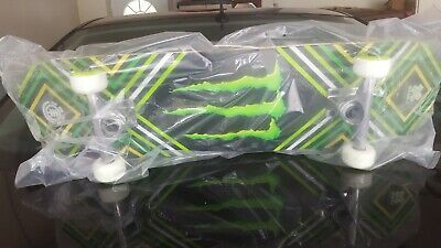 Hard to find Monster Energy Skateboard X Games Element - Minneapolis- Brand New!