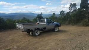 2005 Nissan Navara Ute Judbury Huon Valley Preview