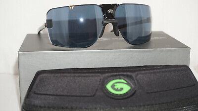 Gargoyles Sunglasses 85's Arnold Terminator Black Ice Mirror 10700075.QTM (Terminator Sunglasses)