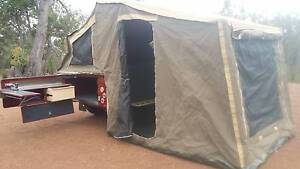 Custom OFF ROAD HEAVY DUTY Camper Trailer Midland Swan Area Preview