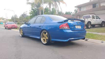 Swap XR6 turbo