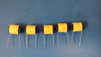 2 Pcs 07181 Jw Miller Coils Inductors Filters