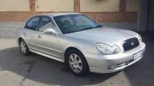 2003 Hyundai Sonata Sedan Urgent Sale Crawley Nedlands Area Preview