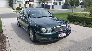 2001 Rover 75 Connoisseur SE Twin Waters Maroochydore Area Preview