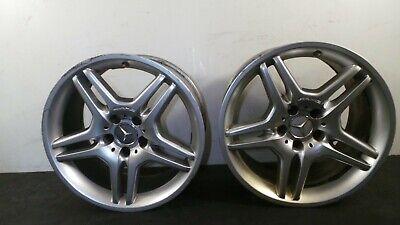 A2194011102 1Y7673 Mercedes W219 CLS AMG Alufelgen ET25 8,5Jx18H2 ET28 9,5Jx18H2