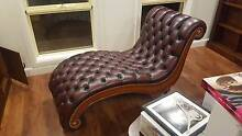 Chesterfield Chaise Lounge Freeling Gawler Area Preview