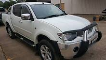 2014 Mitsubishi Triton Port Macquarie 2444 Port Macquarie City Preview