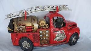 """GUILLERMO FORCHINO """" THE FIRE ENGINE """" Upper Coomera Gold Coast North Preview"""