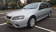 2007 Ford Falcon Wagon Ermington Parramatta Area Preview