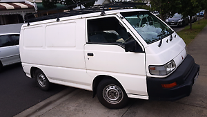 2005 Mitsubishi Express Moonee Ponds Moonee Valley Preview
