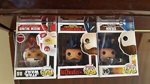 Great Deal! 3 Funko Pops for 1 price