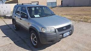 2005 Ford Escape XLS V6 Wagon 190kms Alloys (Drives Well) Wangara Wanneroo Area Preview