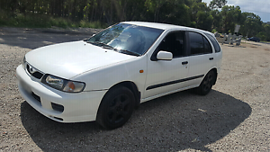 Cammed N15sss pulsar,sr20,5spd manual Newcastle Newcastle Area Preview
