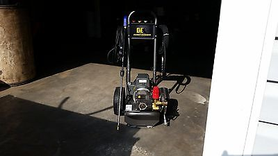 Be Electric Pressure Washer 2hp Baldor Motor Comet Pump Pe1520ew1com