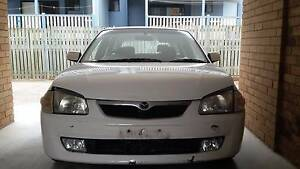 1999 Mazda 323 Hatchback (Accident dented car) Coorparoo Brisbane South East Preview