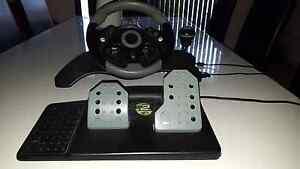 Xbox 360 steering wheel Burton Salisbury Area Preview