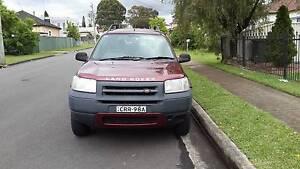 2002 Land Rover Freelander Wagon Guildford Parramatta Area Preview