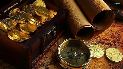 Piece of Eight Treasures