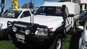 2002 Factory Turbo 4.2l Nissan Patrol Ute, ITS NICE!!!! Monkland Gympie Area Preview