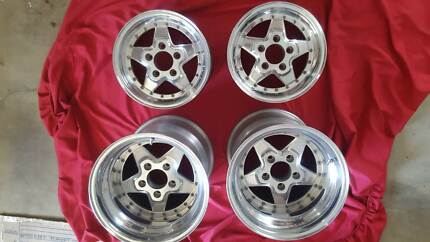Dragway 3 Piece Split Rims.