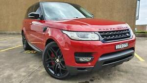 2014 Range Rover Range Rover SPORT 5.0 V8 SC A/B DYNAMIC Automatic SUV Seven Hills Blacktown Area Preview