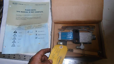 Nos Nordsoan Automatic Airless Spray Gun Md A4a Part 152600 New Unused