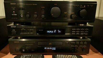 Denon Precision Audio Components Adelaide CBD Adelaide City Preview