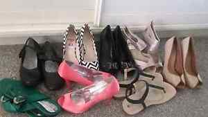 Size 8 ladies shoes Ardlethan Coolamon Area Preview