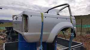 Navara dual cab body Goulburn Goulburn City Preview