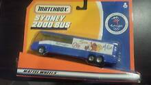 SYDNEY 2000 GAMES OLLY SYD. MILLIE MC COACH 1999 MATTEL.INC USA Eight Mile Plains Brisbane South West Preview