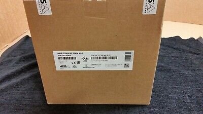 New Axis Q3505-ve Mk Ii 22m Vandal-resistant Fixed Dome Network Camera 0875-001