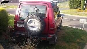 1996 Land Rover Discovery TDi Lilydale Yarra Ranges Preview