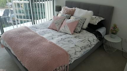 Bedhead and frame