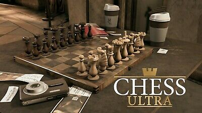 Chess Ultra PC Steam Key NEW Game Download Fast Region Free