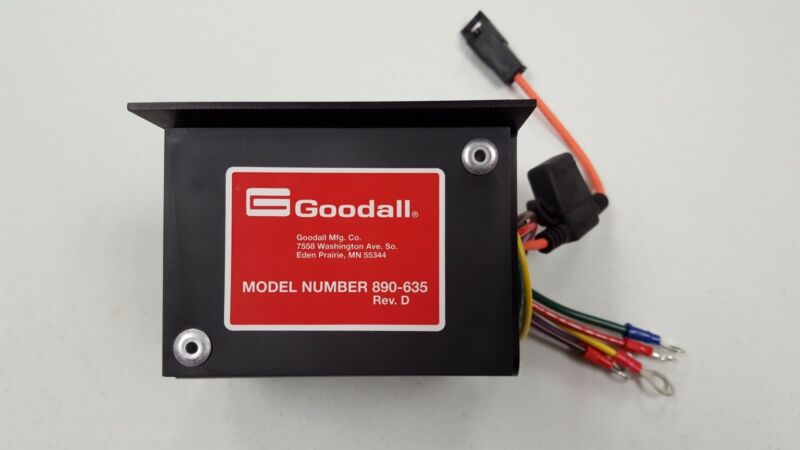 Goodall 890-635S Voltage Control Module Regulator 890-635