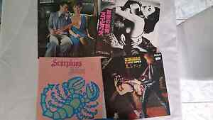 9 Scorpions Vinyl Records Collection Attwood Hume Area Preview