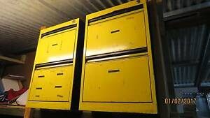 2 Drawer Filing Cabinet x 2 Harris Park Parramatta Area Preview