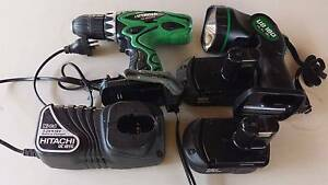 Cordless Drill 18v Hitachi Brighton Brisbane North East Preview