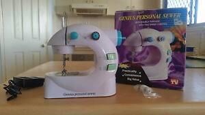 Genius Portable Sewing Machine. Coolum Beach Noosa Area Preview
