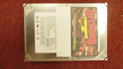 OFFROAD THUNDER MIDWAY REPLACEMENT HARD DRIVE FOR ARCADE GAME TESTED WORKING