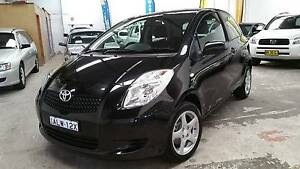 2006 Toyota Yaris YR 1.3L 4 Cylinder 3 Door Hatchback - MANUAL Waratah Newcastle Area Preview