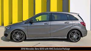 Mercedes-Benz B250 2016 AMG Exclusive Package